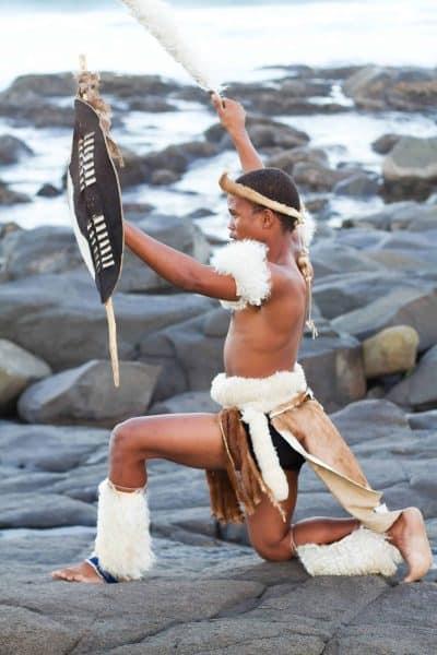 Suedafrika Gruppenreise - Suedafrika individuell - Zulu - Musemsdorf Shakaland - Suedafrika