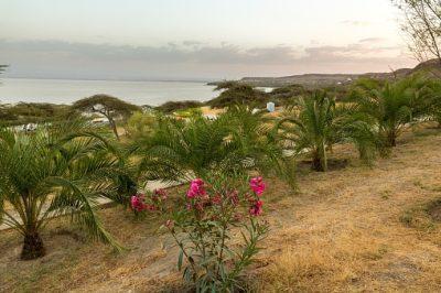 Äthiopien Rundreise Küste an Langano See