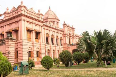 Bangladesch Rundreise - Ahsan Manzil - Dhaka