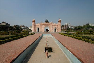 Bangladesch Rundreise - Mughal Garten - Dhaka