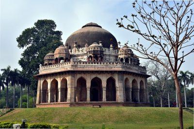 Indien Rundreise - Grabmal des Mohammed Schah - Lodhi