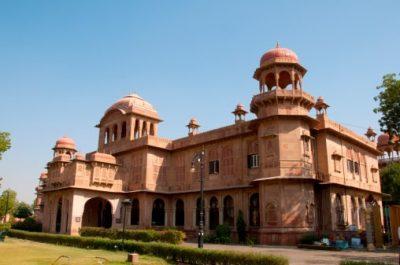 Indien Rundreise - Festung Junagarh - Bikaner