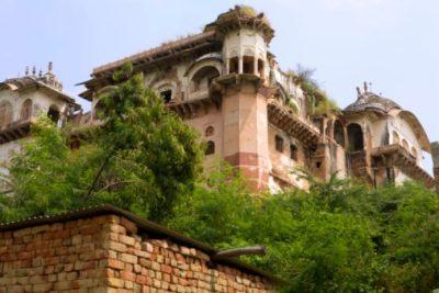 Indien Rundreise - Lohargarh Festung - Bikaner
