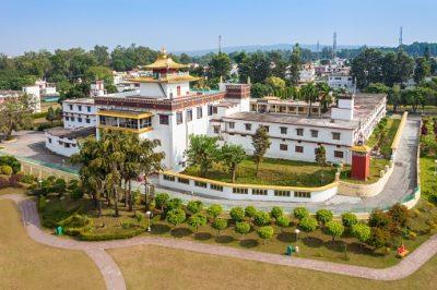 Indien Rundreise - Mindrolling Kloster - Dehradun