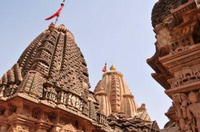 Indien Rundreise - Der Tempel Sachyia Mata - Osian
