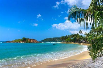 Sri Lanka Rundreise - Strand - Tangalle