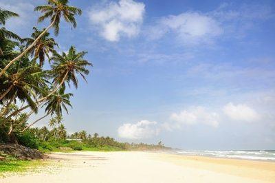 Sri Lanka - schöner Strand - Tangalle