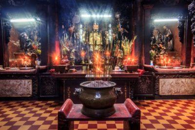 Vietnam Rundreise - Jade Kaiser Pagode - Ho Chi Minh Stadt