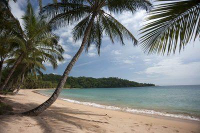 Sao Tome und Principe Rundreise -Bom Bom Beach - Sao Tome e Principe