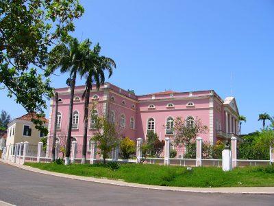 Sao Tome und Principe Rundreise -Aktivurlaub auf Sao Tome und Principe -Cidade - Sao Tome e Principe