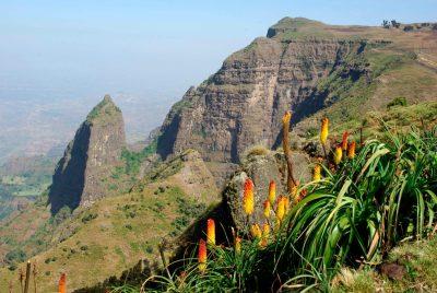 Simien Gebirge - Aethiopien