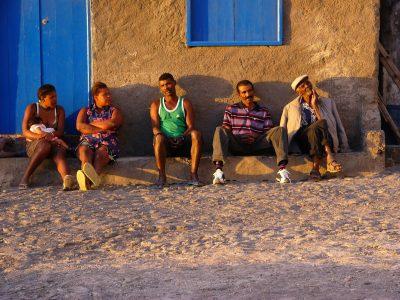 Kapverden Wanderreise -Kapverden Gruppenreise -Fischer - Santo Antao - Kapverden - Afrika