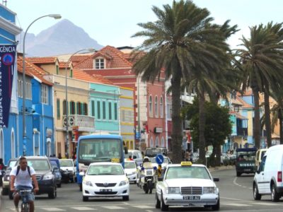 Sao Vicente - Mindelo - Stadt