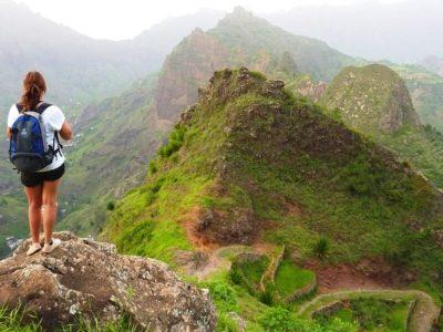 Espongeiro - Lagoa-Caibros - Santo Antao - Kap Verde