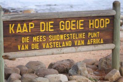Kap der guten Hoffnung - Table Mountain National Park - Kapstadt - Suedafrika