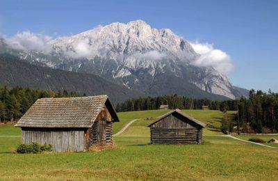 Landschaftsschutzgebiet Mieminger Plateau - Oesterreich Reise
