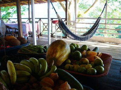 Sao Tome und Principe Rundreise -Aktivurlaub auf Sao Tome und Principe -Obst - Sao J Sao Tomé und Principe