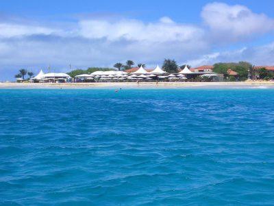 Kapverden Segelreise -Kapverden Wanderreise -Gruppenreise Kapverden -Strand - Insel Sal - Kap Verde Reisen