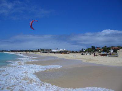 Kapverden Segelreise -Kapverden Wanderreise -Gruppenreise Kapverden -Strand - Insel Sal - Kapverden Reisen