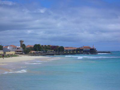 Kap Verde Wandern und Baden -Strand - Kapverdische Inseln - Urlaub