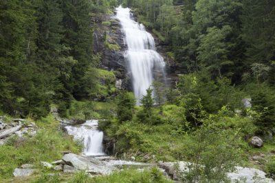 Wandern in Oesterreich - Wasserfall - Nationalpark Hohe Tauern
