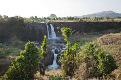 Blue Nile Falls - Äthiopien