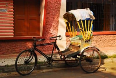 Indien Rundreise - Indien Ganges Kreuzfahrt -Individualreise Bhutan -Fahrrad Rikscha - Kalkutta - Indien