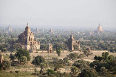 Myanmar Individuell -Tal der 1000 Pagoden - bei Bagan - Myanmar