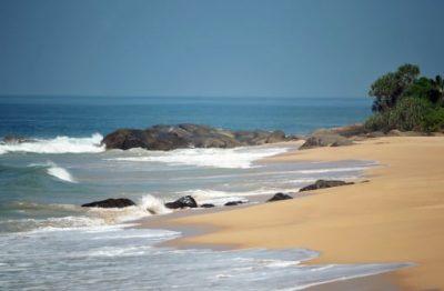 Sri Lanka Rundreise - Strand - Balapitiya