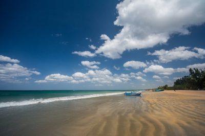 Sri Lanka Rundreise - Strand -Trincomalee
