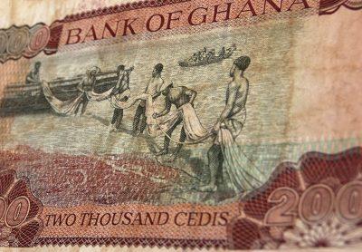 Banknote - Ghana