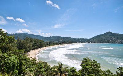Thailand Studienreise -Bucht - Phuket - Thailand