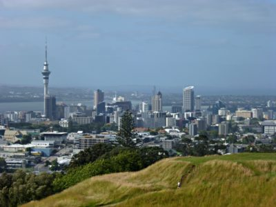 Overview Auckland - Nordinsel - Neuseeland