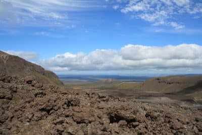 Tongariro Crossing - Nordinsel - Neuseeland