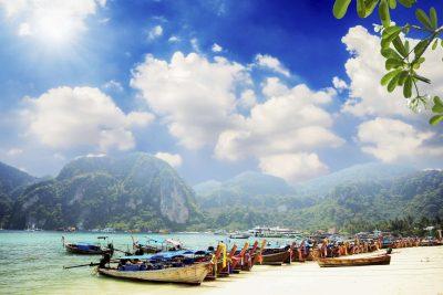 Traumstrand - Krabi Phuket - Thailand