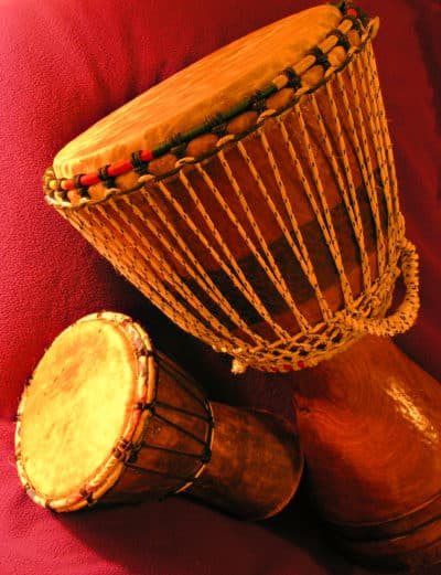 Trommeln - Ghana