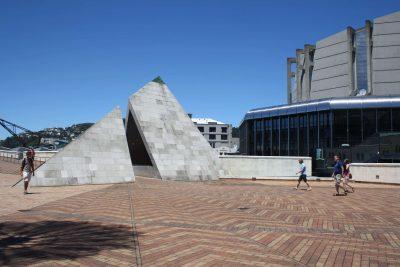 Wellington - Nordinsel - Neuseeland