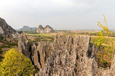 Kambodscha Rundreise - Kampong Trach Höhle - Kep