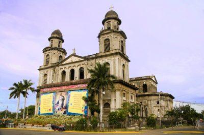 Alte Kathedrale - Managua - Nicaragua