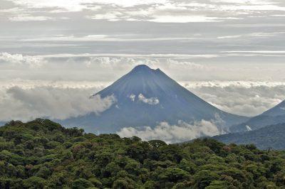 Landschaft - Arneal Vulkan - Costa Rica