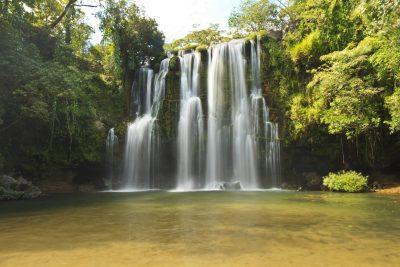 Wasserfall - Llano De Cortes - Costa Rica