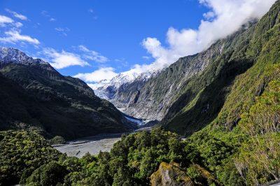 Franz Josef Glacier - Suedinsel - Neuseeland