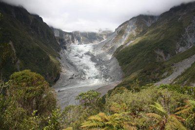 Franz Josef Glacier - Westcoast - Neuseeland