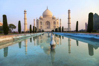 Taj Mahal - Agrar - Indien