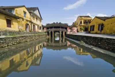 Flusspromenade - Hoi An - Vietnam