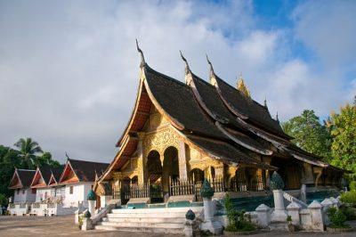 Laos Rundreise - Tempel Wat Xieng Thong - Luang Prabang