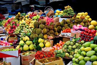 Birma Rundreisen -Myanmar Rundreise -Markt - Taunggyi - Myanmar