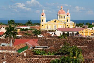 Kathedrale - Granada - Nicaragua