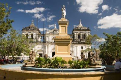 Kathedrale - Leon - Nicaragua
