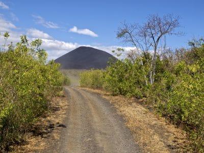 Vulkan - Cerro Negro - Nicaragua